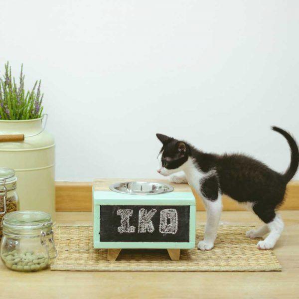 bebedero para gatos mishina